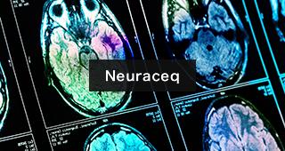 Neuraceqに関する放射線製薬