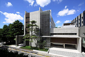 Keio University Hospital Building3